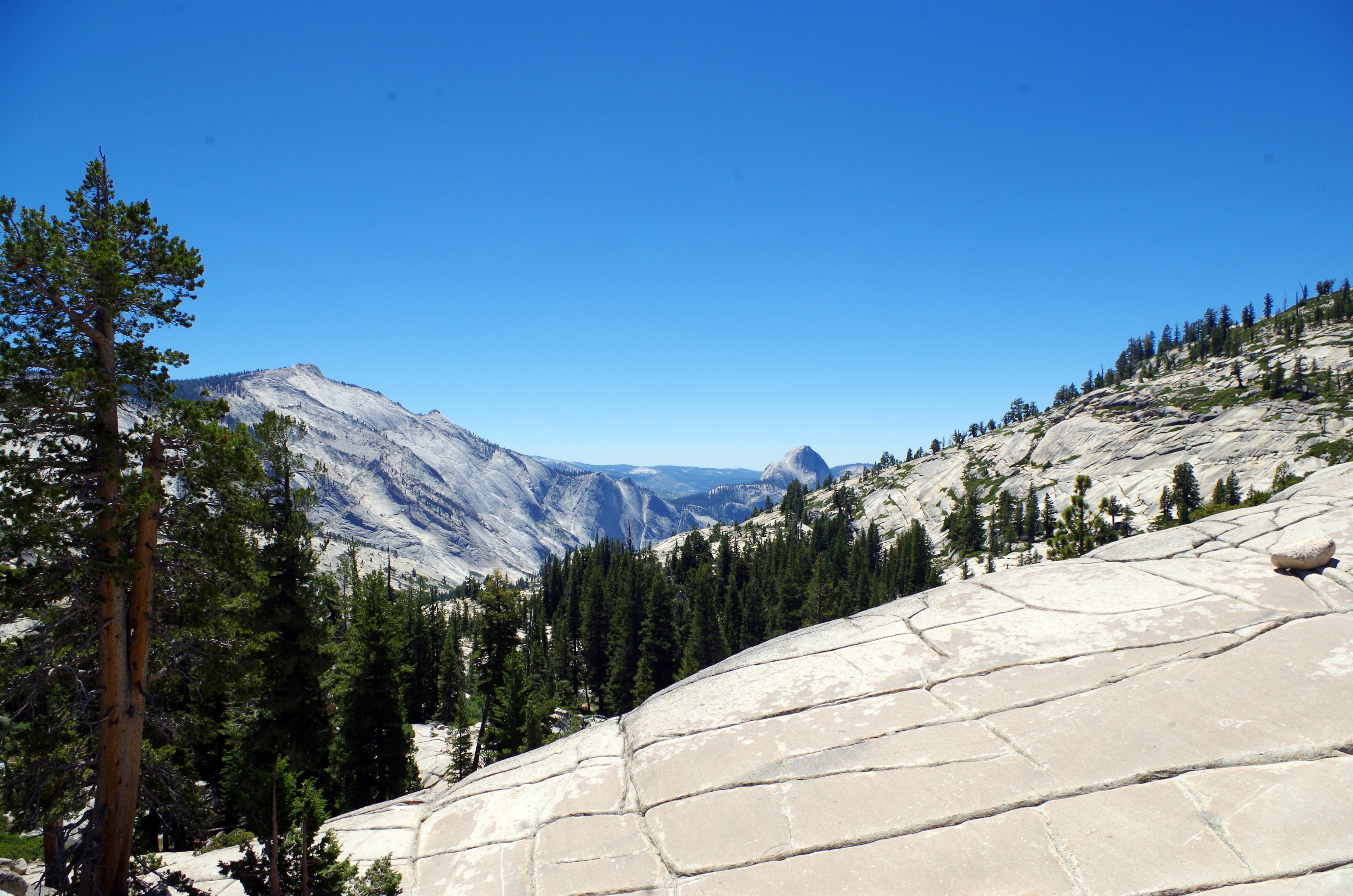 Atemberaubende Landschaften im Yosemite Nationalpark