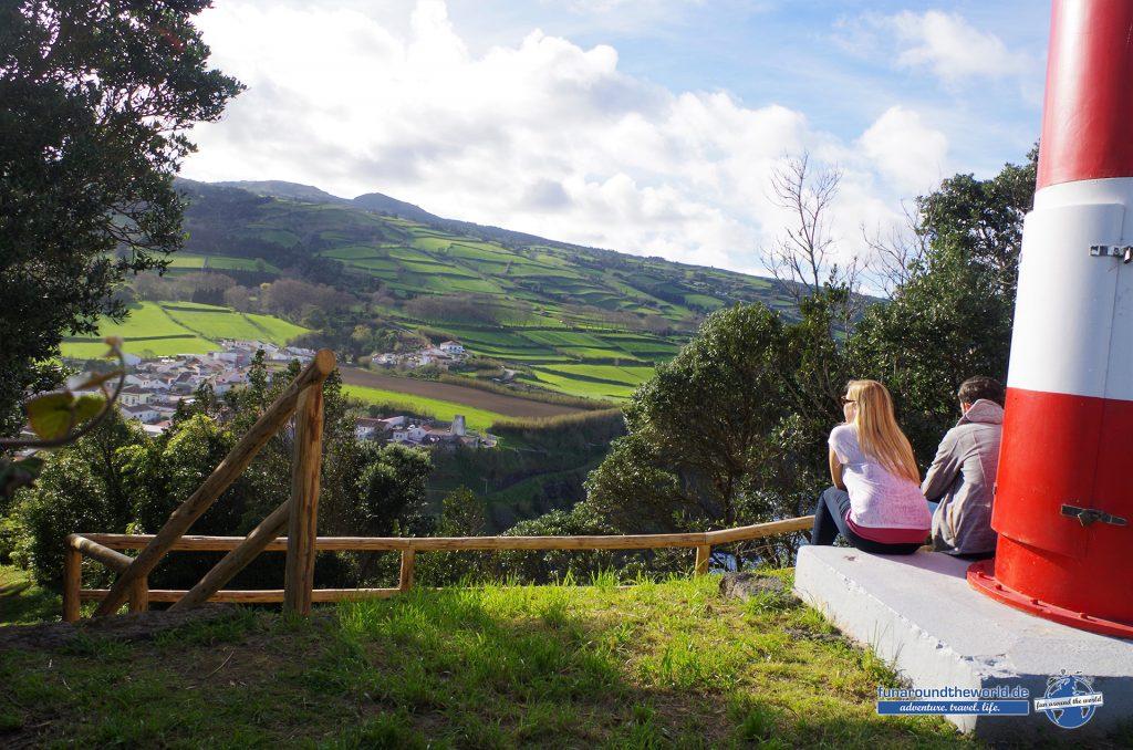 Auszeit auf den Azoren inmitten grüner Natur