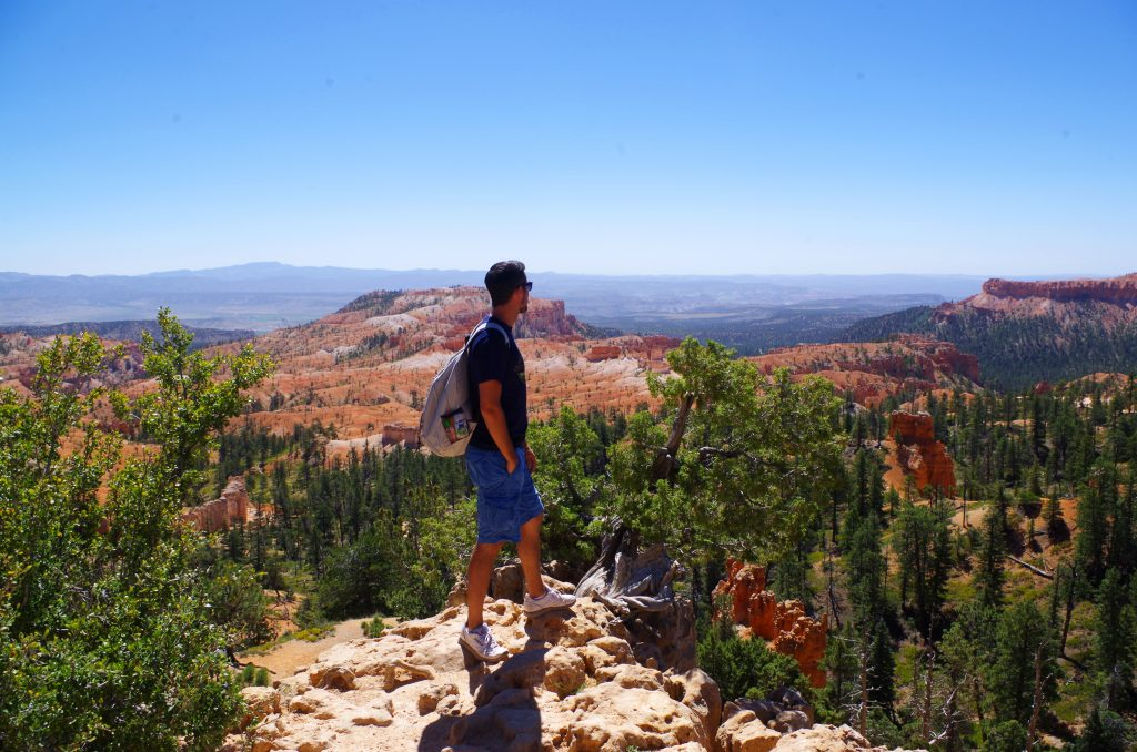 fun around Bryce Canyon Nationalpark