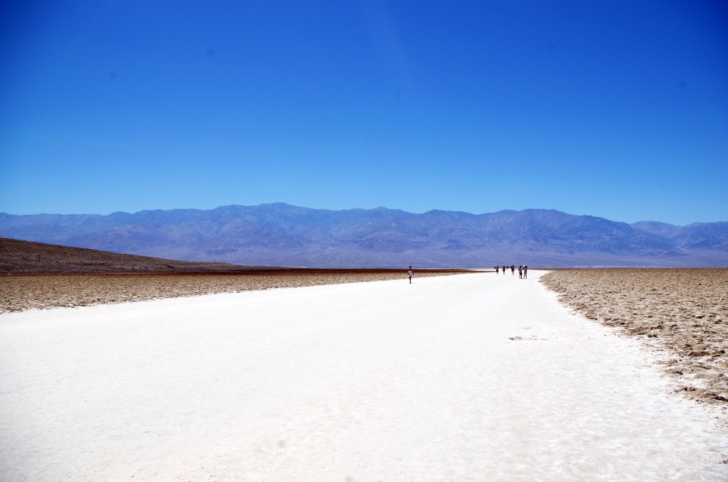 fun around Death Valley Nationalpark