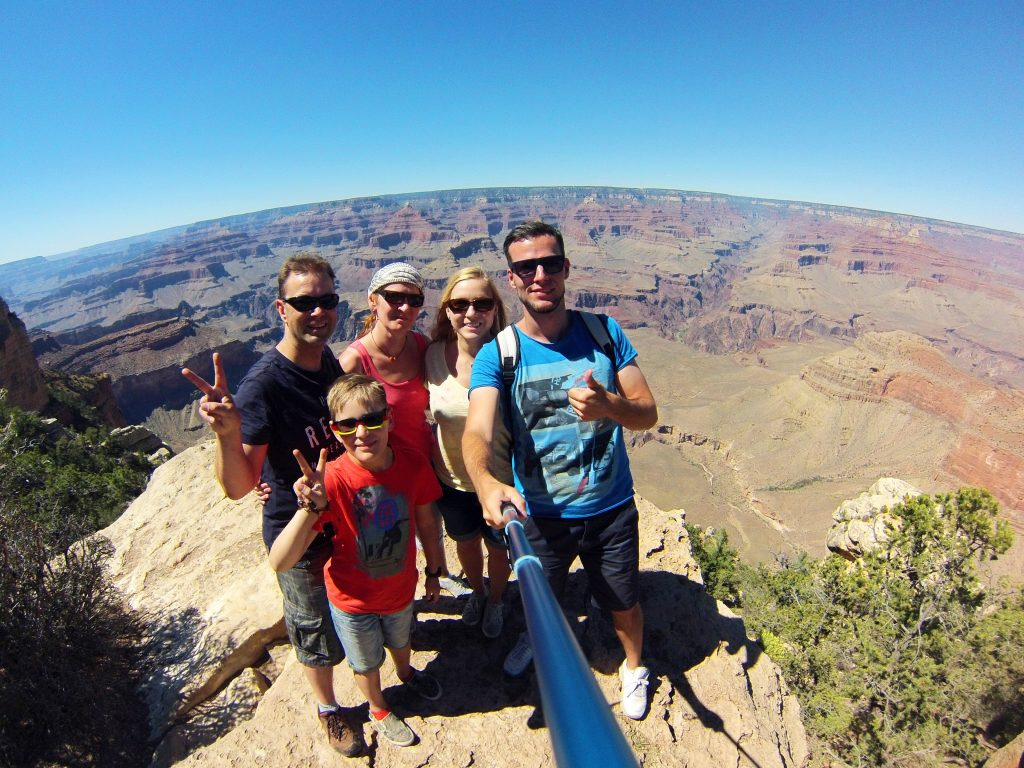 fun around Grand Canyon Nationalpark