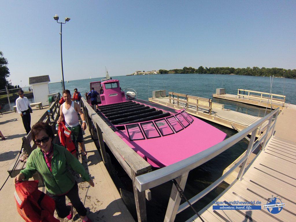 fun around Whirlpool Jetboat Tours