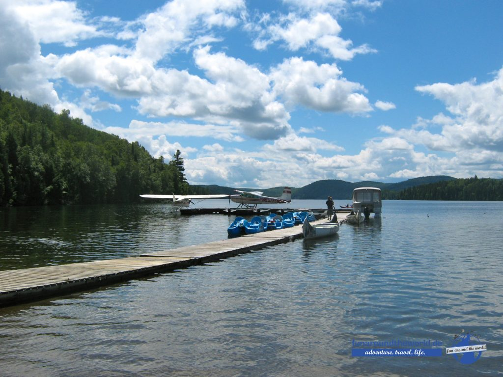 fun around Lac Sacacomie