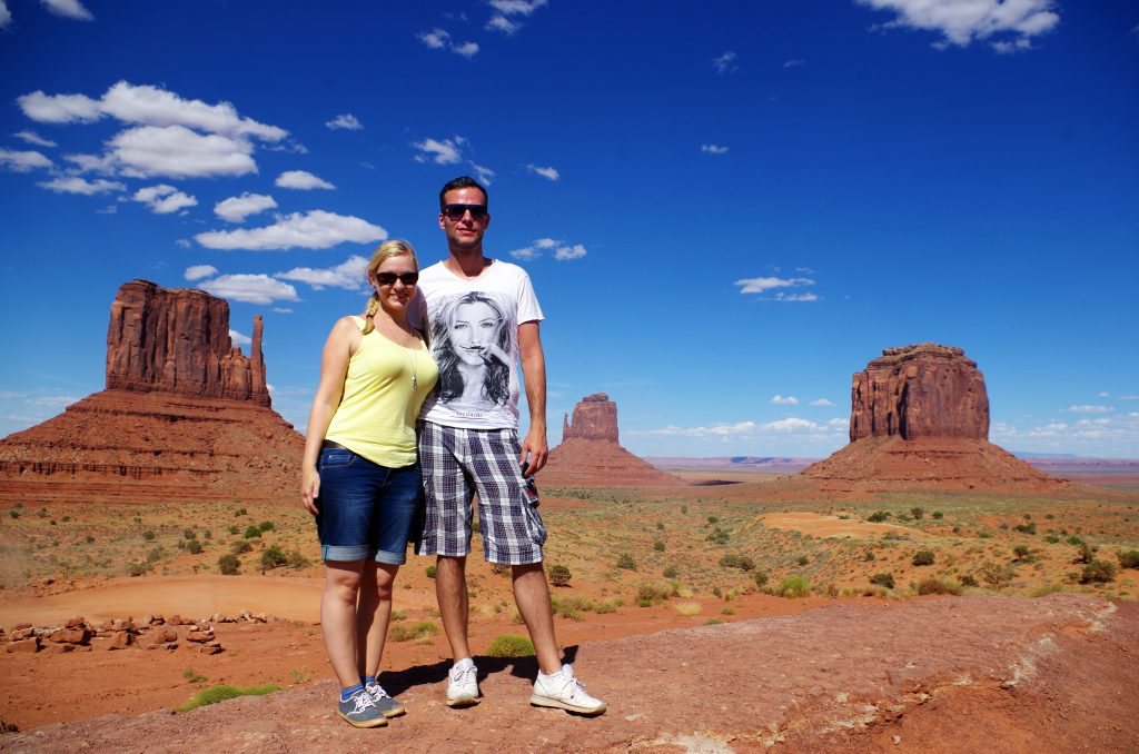 fun around Monument Valley