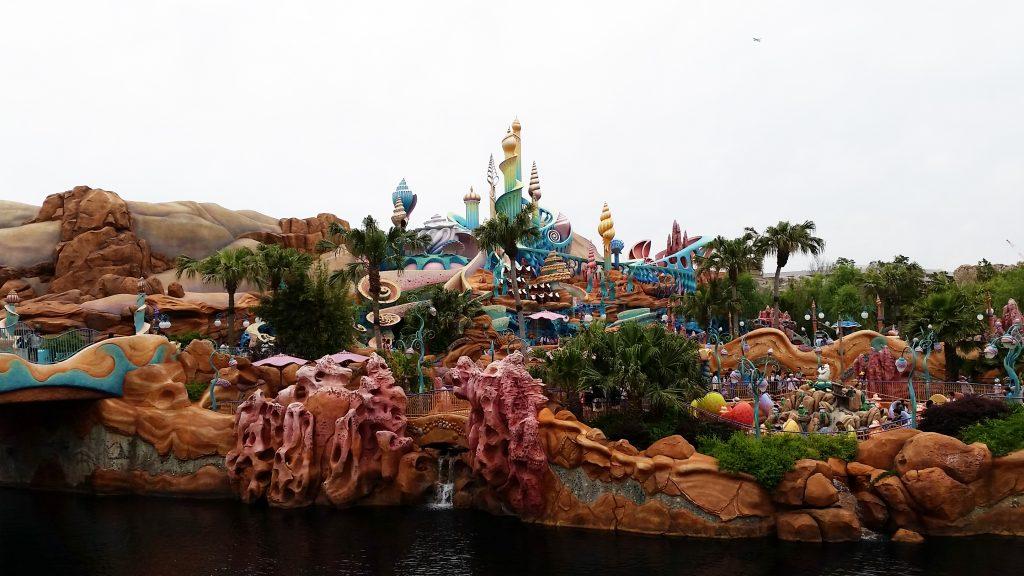 fun around DisneySea
