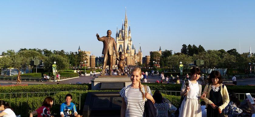 fun around Tokyo Disneyland