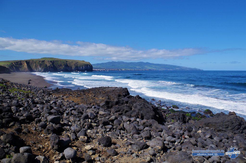 Azoren Surfen und Wassersport